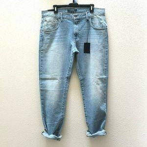 DSTLD Skinny Boyfriend Jeans 32x30 actual 36x30